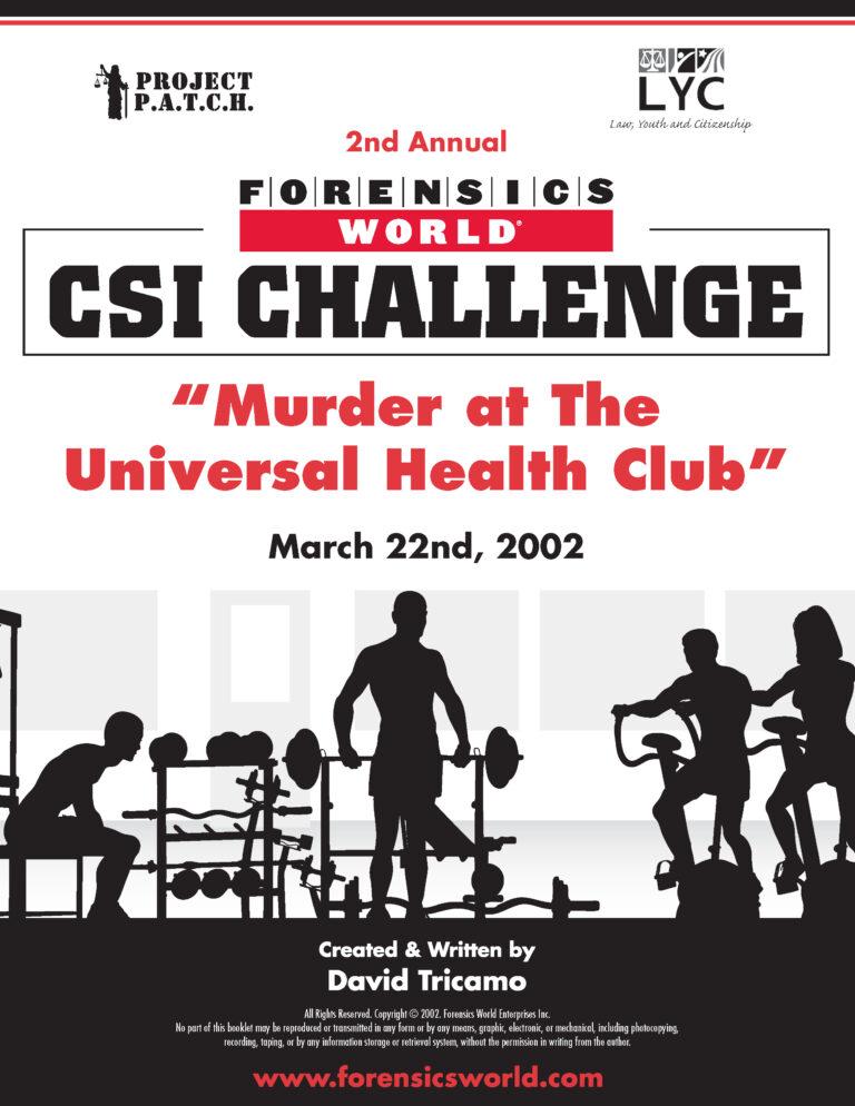 2002 CSI Challenge