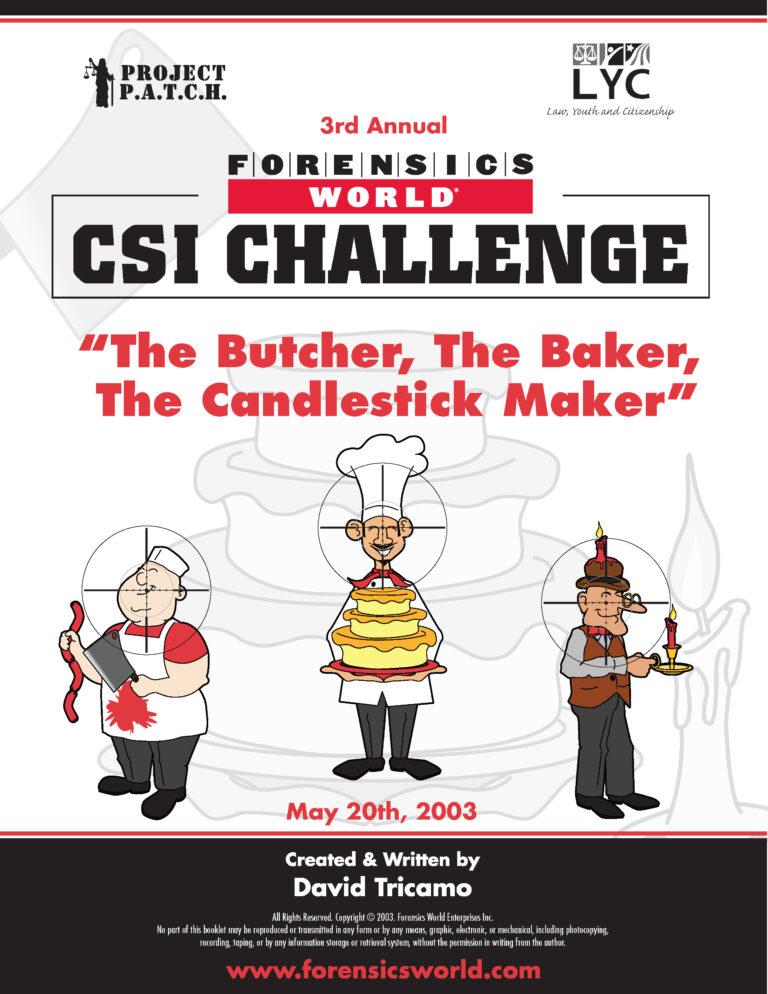 2003 CSI Challenge
