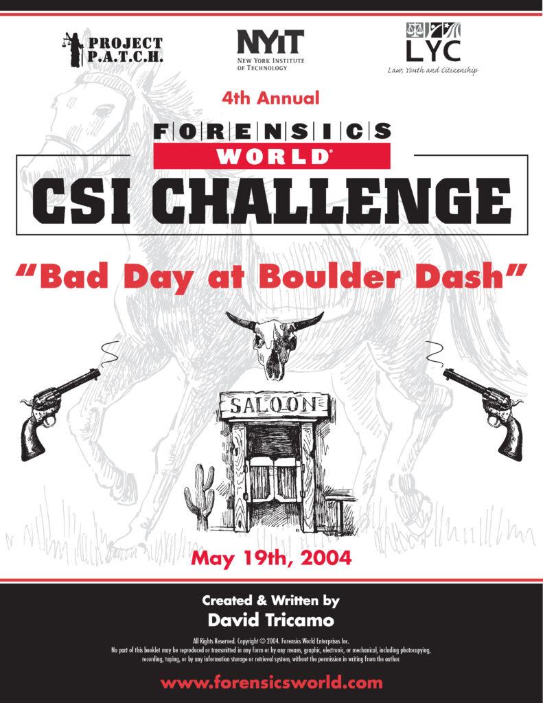 2004 CSI Challenge
