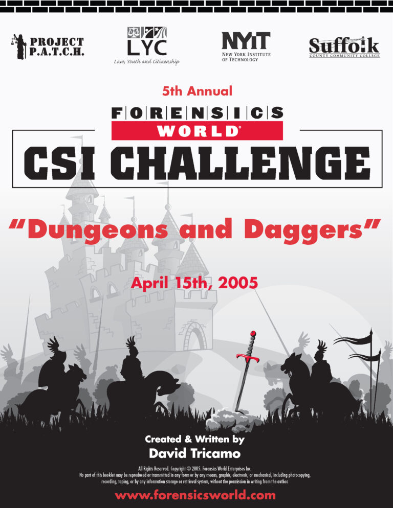 2005 CSI Challenge