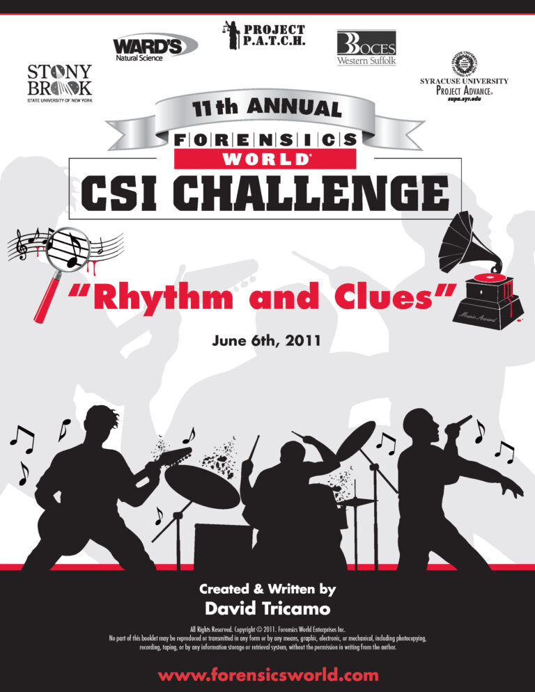 2011 CSI Challenge