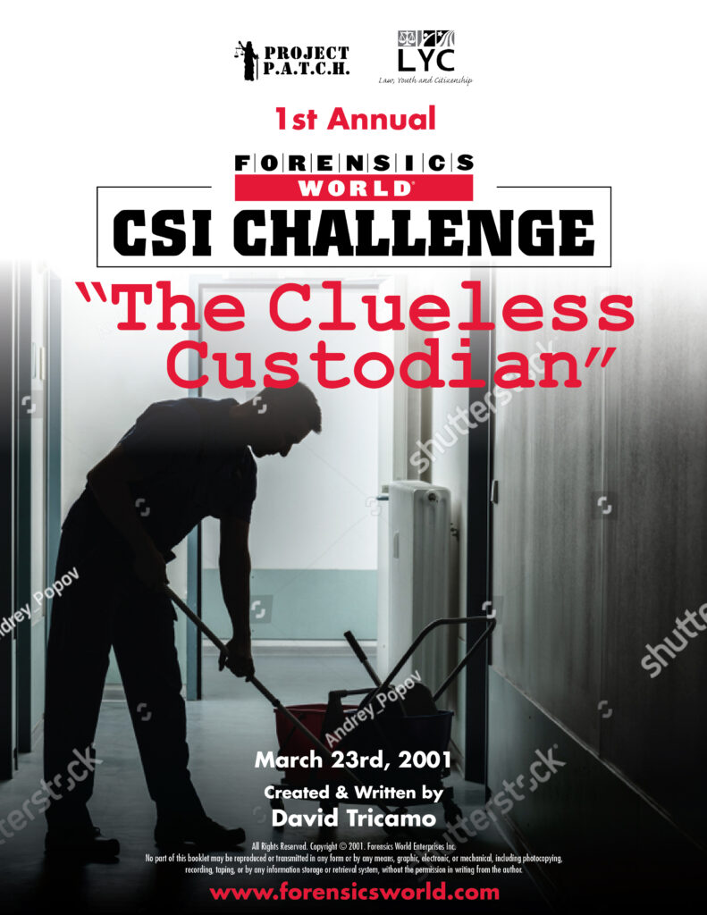 Clueless Custodian