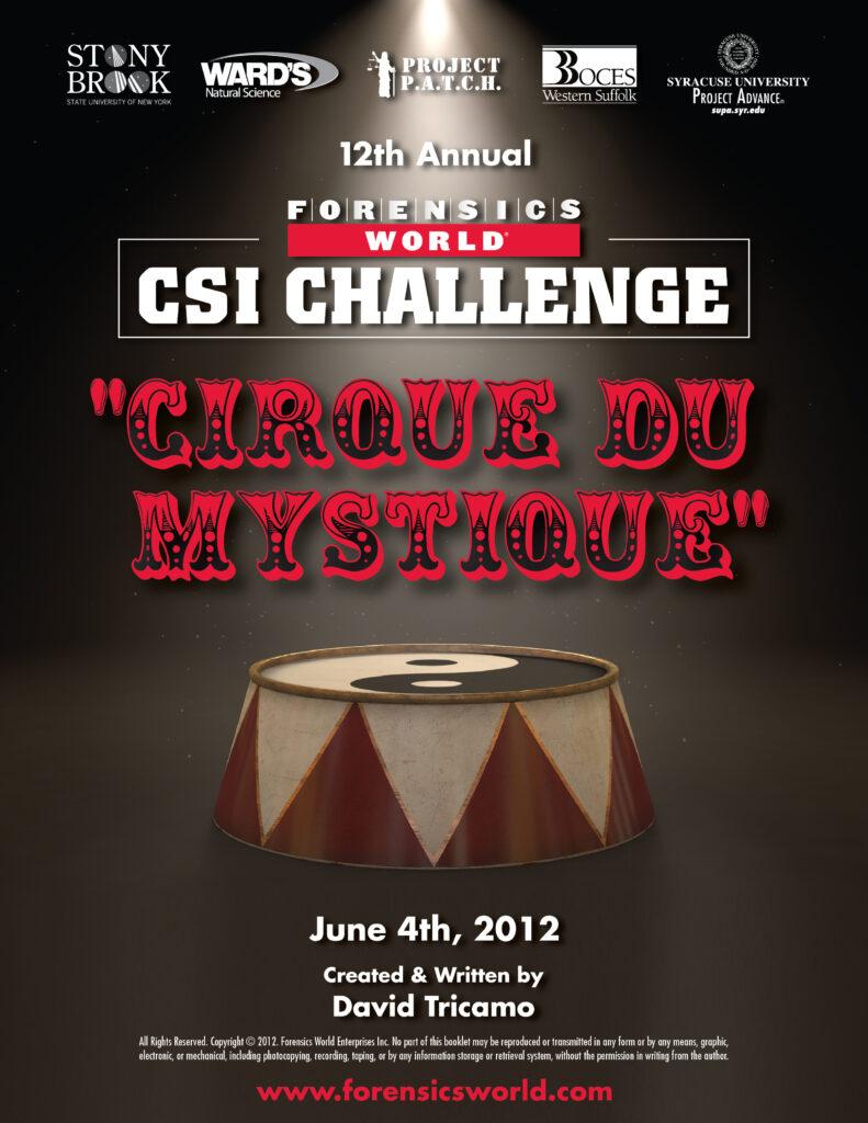 Cirque Du Mystique