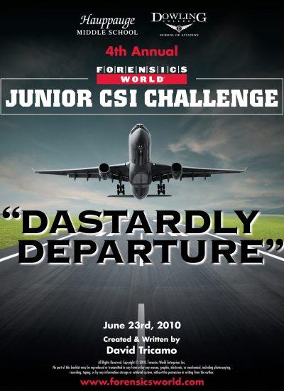 Dastardly Departure